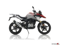 BMW G310GS Racing Red 17 P7