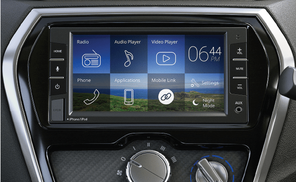 HEAD UNIT TOUCH SCREEN Datsun CROSS Indonesia