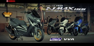 Iklan TV Yamaha NMAX Model 2018