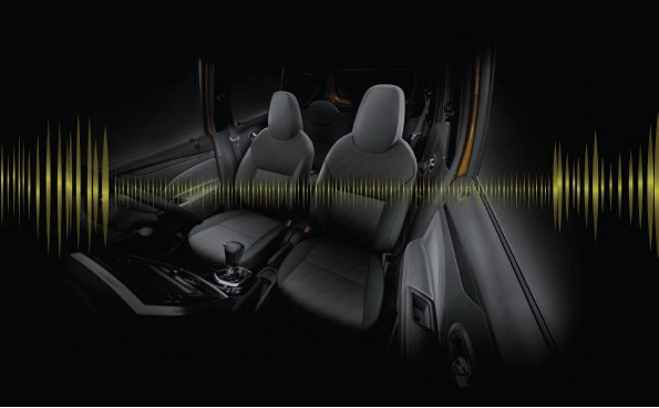 LESS NOISE, BETTER JOURNEY Datsun CROSS Indonesia