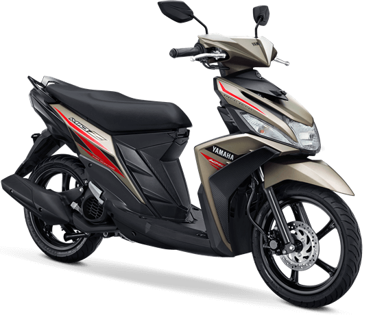 Yamaha Mio Z Special gold 2018