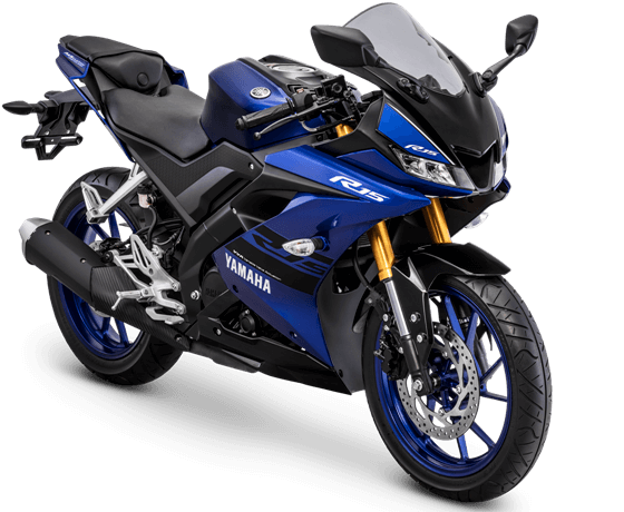 Yamaha All New R15 Versi 2018 Warna Racing Blue