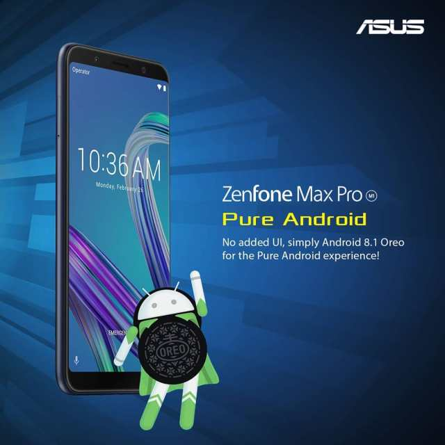 Android Asus ZenFone Max Pro M1