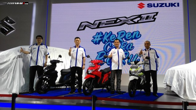 Soft Launching New Suzuki NEX II Indonesia 03 P7