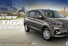 All New Ertiga The New Face Of Urban MPV