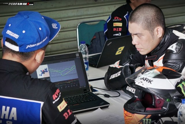 Edukasi Yamaha Riding Analyzer