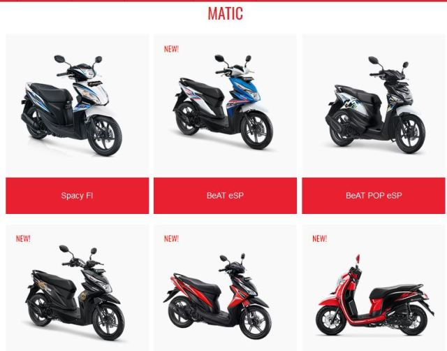Motor Paling Laris AISI April 2018