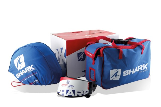 Packaging Shark Race-R Pro GP Jorge Lorenzo Replika