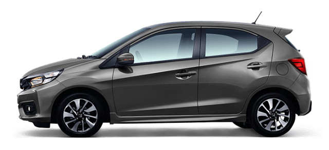 Honda New Brio Warna Grey