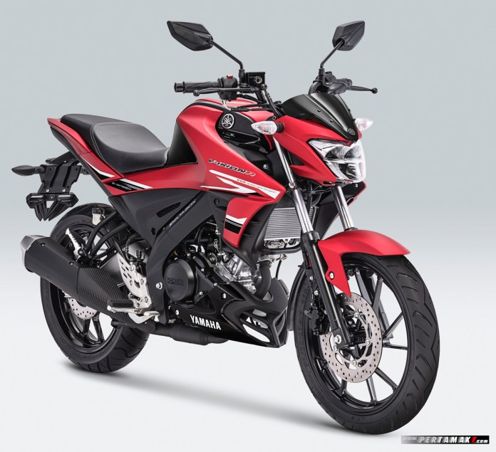 Yamaha All New Vixion R Matte Red