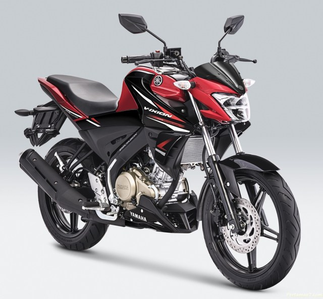 Yamaha All New Vixion Red Black P7