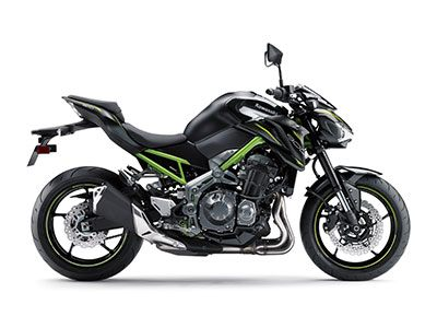 2019 kawasaki Z900 right