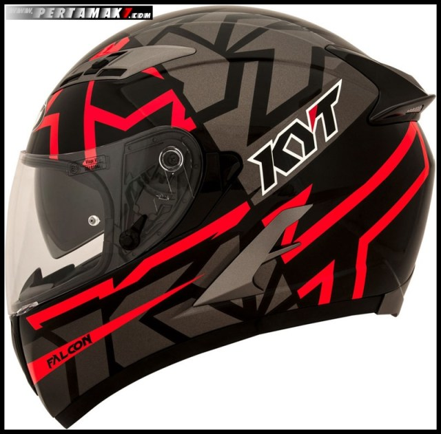 KYT FALCON EU Faster Red 005 P7