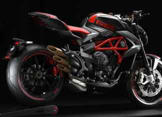 MV-Agusta Brutale 800 RR Pirelli Red & Black Matt