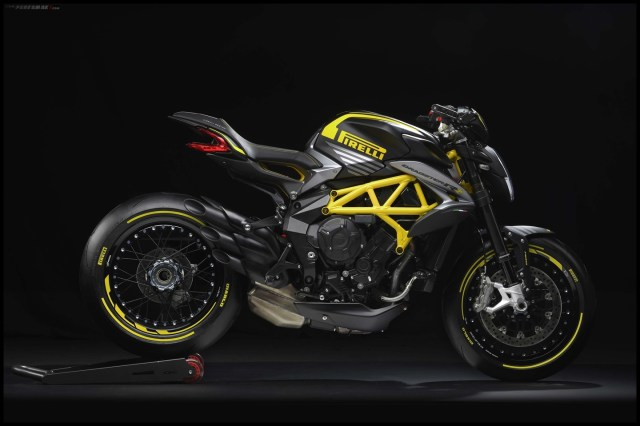 Wallpaper MV Agusta Dragster 800 RR PIRELLI 017 P7