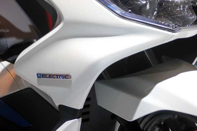 Emblem Honda PCX Electric 008 P7