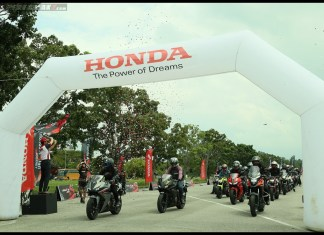 Bikers Indonesia Jelajah Malaysia Honda Asian Journey 00 P7