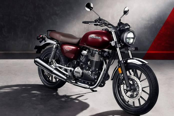 Harga Honda CB350 Hness India Terbaru