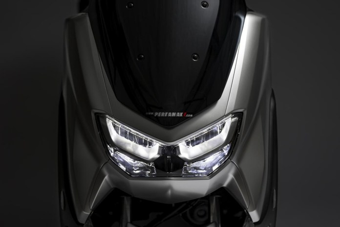 All New Yamaha NMAX Connected