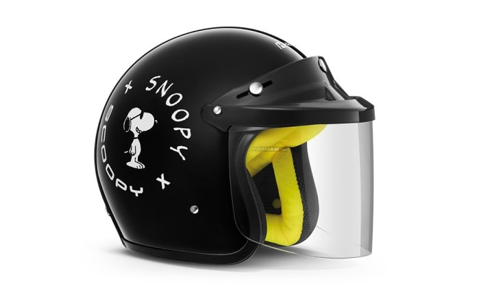 Honda Scoopy Snoopy Peanuts Limited Edition