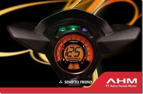 speedometer honda cs-1