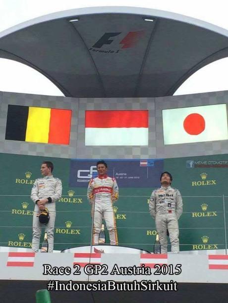 Rio Haryanto terancam Gagal Ke Formula 1