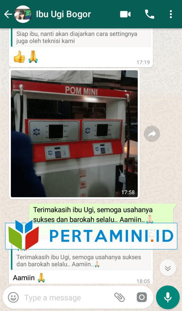 Harga Pom Mini Digital Terbaru