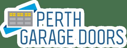 Perth Garage Doors logo - click to return to homepage