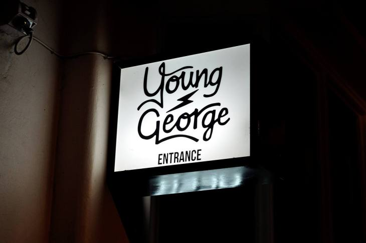 Young George