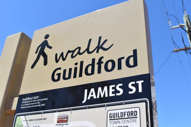 Foodie tour of Guildford
