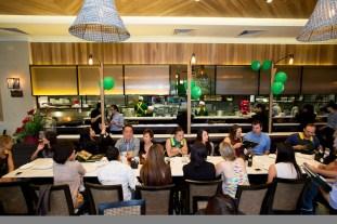 """PappaRich Carousel Perth Launch. Photo: Ze W/Event Photos Australia Pty Ltd."""
