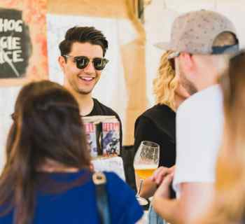 Kegs By The Quay – Beer Beats and Eats.
