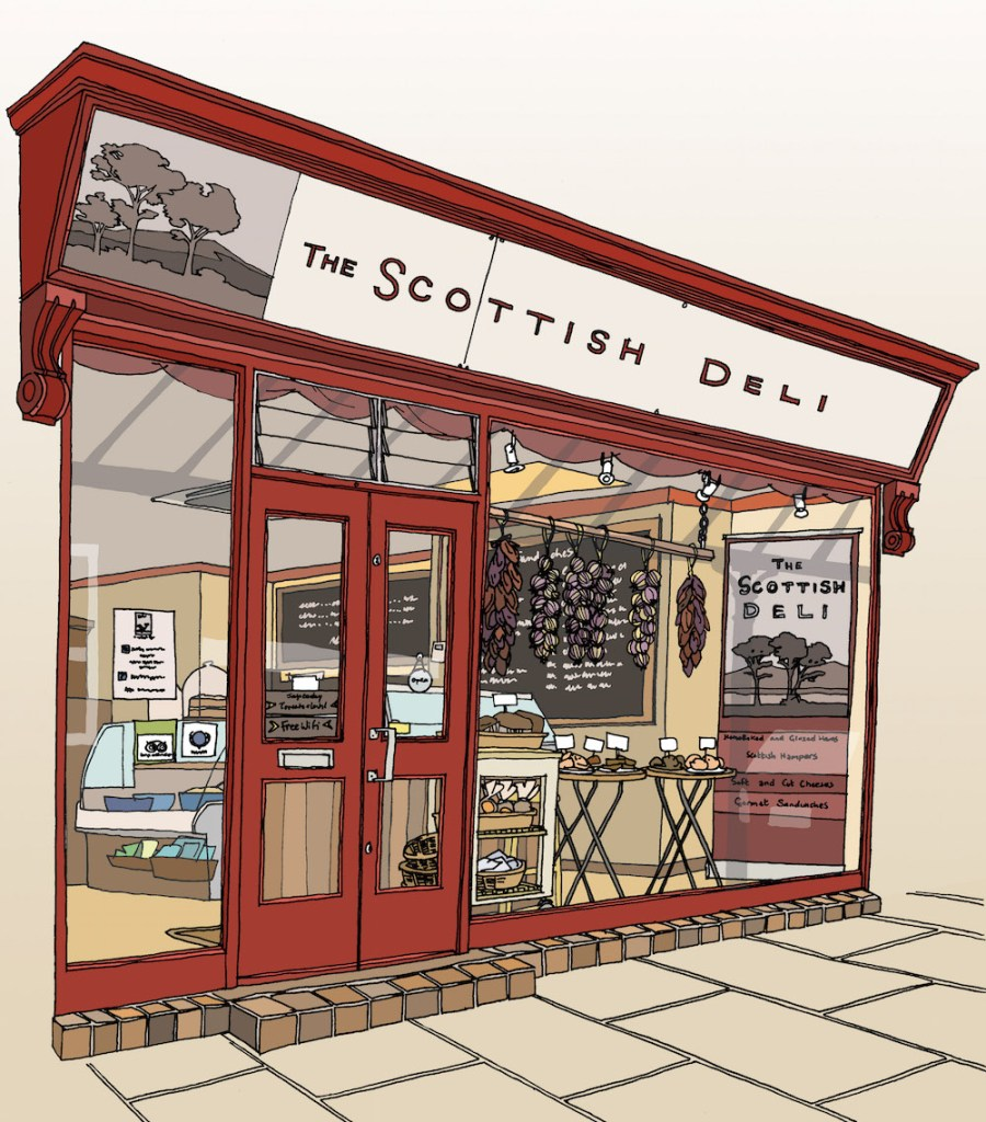 Scottish Deli Dylan Gibson copy