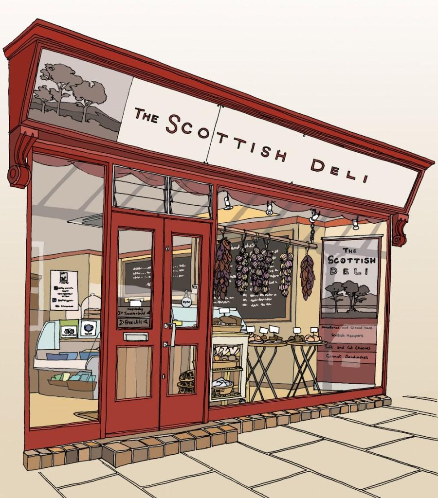 Scottish Deli Dylan Gibson copy