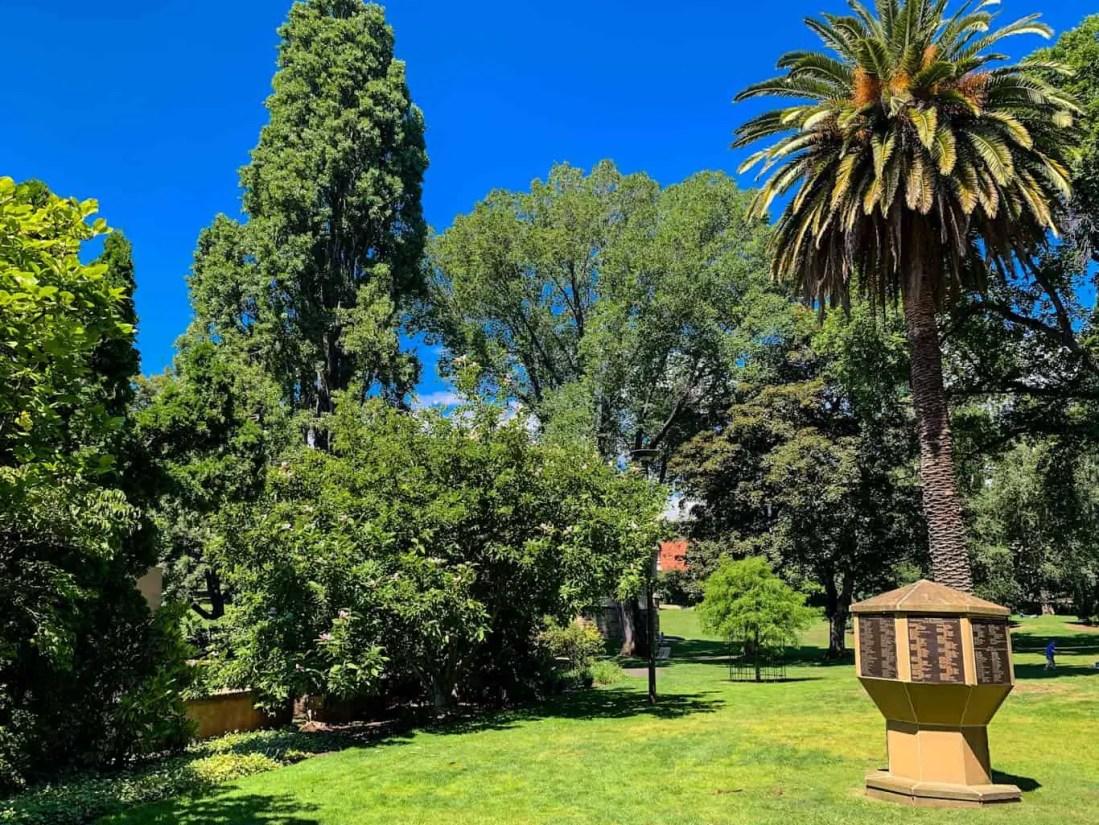 St David's Park Hobart