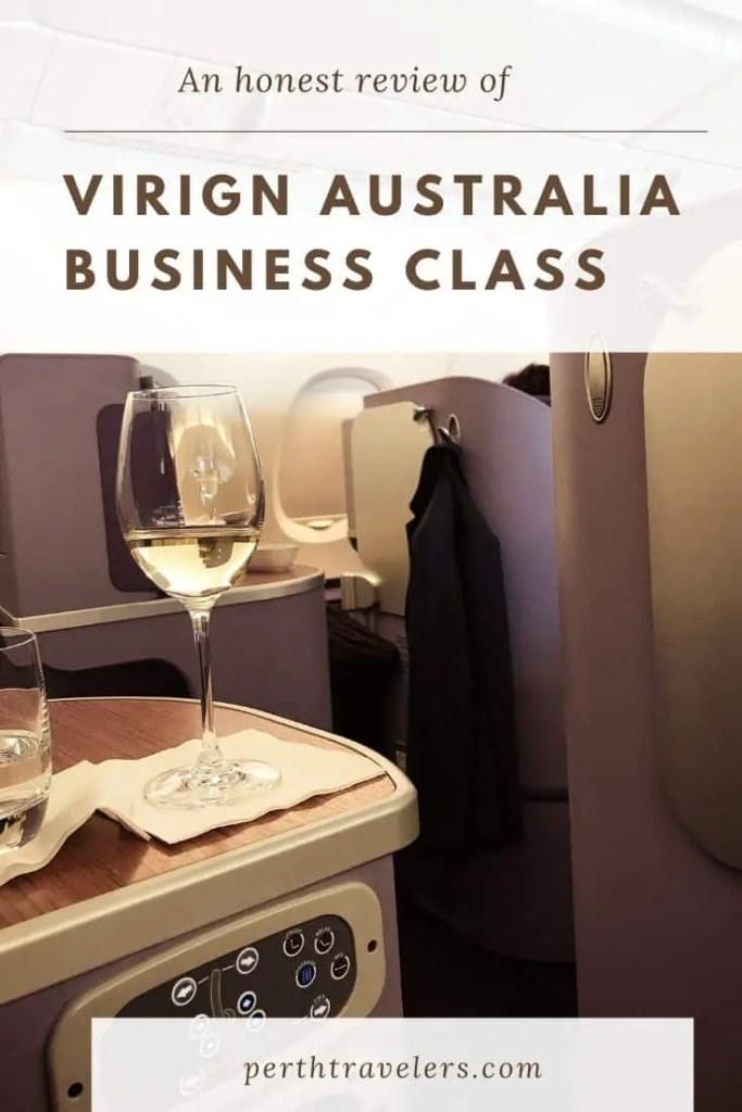 An Honest Virgin Australia Business Class Review of the A330 & 737