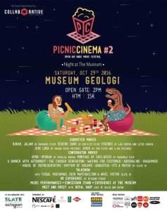 Poster Picnic Cinema
