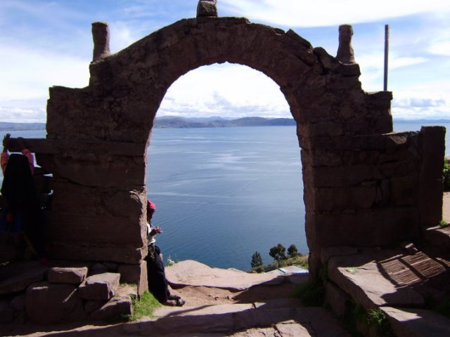 Lake Titicaca Puno