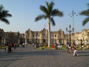 Plaza de Major Lima
