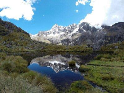 Tourismus Peru, Reise Peru, Trekking Südamerika, Santa Cruz Trail