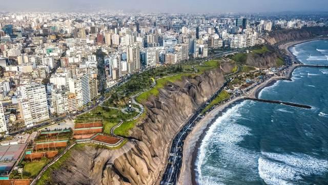 Panorama general del Perú