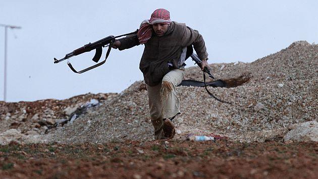Las revueltas de la Primavera Árabe incrementaron el número de guerras durante 2011. (Reuters)