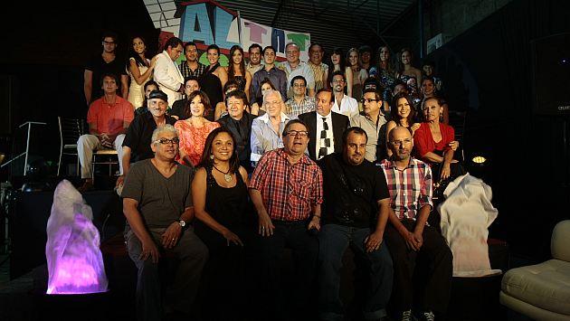 La serie regresa este lunes 27 a las pantallas peruanas. (Rafael Cornejo)