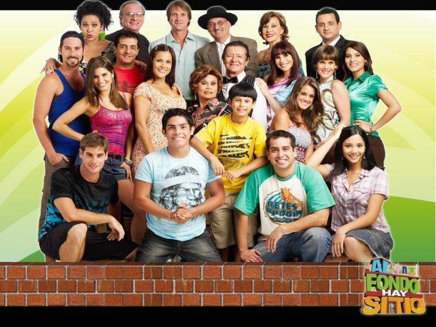 """""""Al Fondo Hay Sitio"""" se aferra en la TV hasta el 2013"""