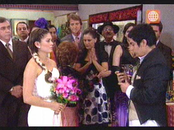 Al Fondo Hay Sitio: Fernanda decide no casarse con Joel en el altar