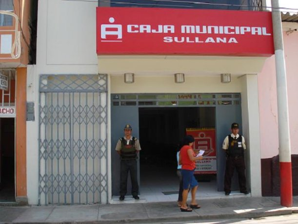 Caja Sullana Peru