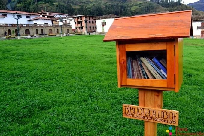 Biblioteca libre de Chacas
