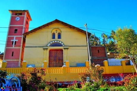 Iglesia de Matríz de la provincia de Aija.