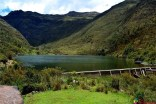 Laguna de Patarcocha en Chacas