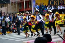 Rompecalle Carnaval Huaracino 2017